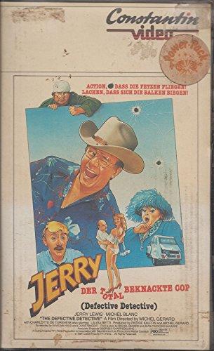 Bild von Jerry, der verrückte Detektiv (Haltet mich auf, ich hab ne Meise!) mit JERRY LEWIS