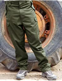 Regatta Mens US Army Combat Trousers Olive