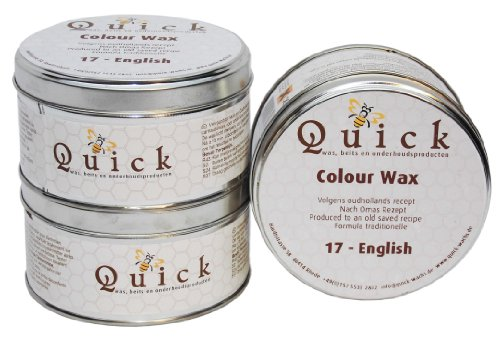 Quick Colourwachs Möbelwachs **ALLE FARBEN** Antikwachs Furniture Wax Möbelpflege Politur...
