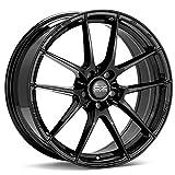OZ Leggera Hlt Gloss Black 8.5x20 ET60  5x120 Llantas de Aleación