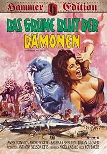 Das grüne Blut der Dämonen (Hammer-Edition)