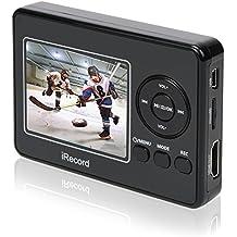Grabador de Video HD / Grabador de Video HD Multifuncional Rybozen y Reproductor con Micrófono / Capture y Grabe Sus Cintas VHS VCD DVD VCR DV Hi8 STB TV BOX & Sistemas de Juegos Para Videos Digitales