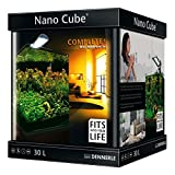 wangado NanoCube Complete PLUS 30 L Scoprite il fascino degli acquari Nano con il Set Nano Cube Complete PLUS 30 L: tutta la magia del mondo subacqueo in piccolo formato