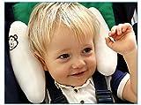 Un design pratico e accattivante: la connessione tra cuscini e cuscini può essere regolata dal design magico e appiccicoso, in base alla circonferenza della testa del bambino, regolando le dimensioni e la spaziatura e regolando la crescita de...