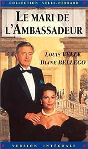 Le Mari de l'ambassadeur - Coffret 4 VHS