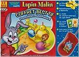 Coffret 2007 Lapin Malin 3-5 ans 3 titres + souris