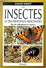 Guide Vigot des insectes