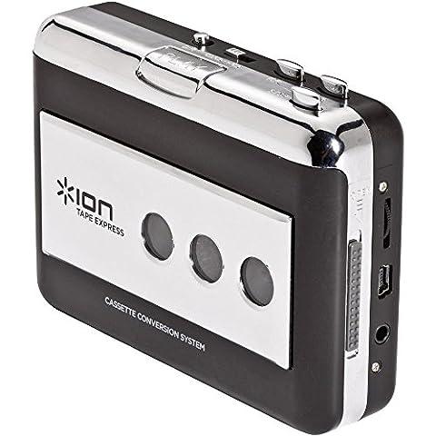 Suite De Logiciels - ION Audio Tape Express Baladeur Cassette et