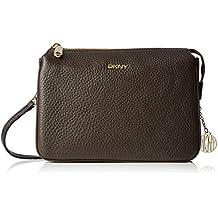 DKNY Tribeca - Bolso de mujer, color 202 dark brown