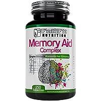 Memory Aid - 250 Tabletten - Ginkgo Ginseng Complex preisvergleich bei billige-tabletten.eu