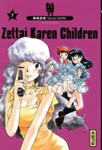 Zettai Karen Children Edition simple Tome 7
