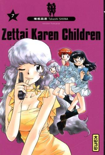 Zettai Karen Children Edition simple Tome 7