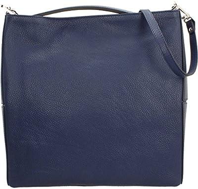 Shoppers y bolsos de hombro para mujer, color Azul , marca GIANNI CHIARINI, modelo Shoppers Y Bolsos De Hombro Para Mujer GIANNI CHIARINI BS 5625 Azul