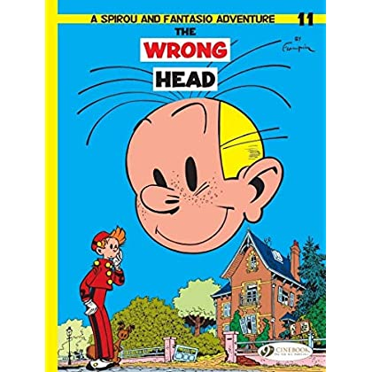 Spirou & Fantasio - tome 11 The Wrong Head (11)