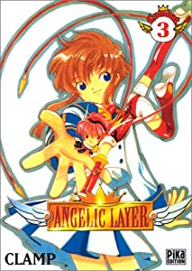 Angelic Layer Edition simple Tome 3