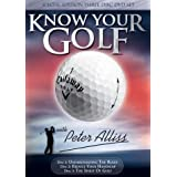 Know Your Golf With Peter Alliss