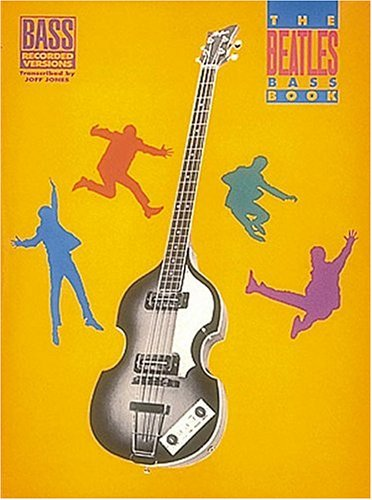 The Beatles Bass Book