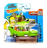 Hot Wheels The Homer the Simpsons 58/250 1:64