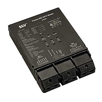 SLV 470581 POWER LIM 2 LED RGB Master- controller, 24V incl. power unit 60W