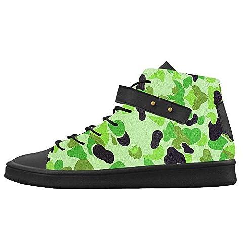 Dalliy camouflage Women's canvas Footwear Sneakers Shoes Chaussures de toile Baskets