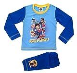 Nickelodeon Kids Boys Girls Paw Patrol Pyjamas PJ's Set...