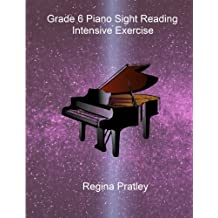 Grade 6 Piano Sight Reading Intensive Exercise