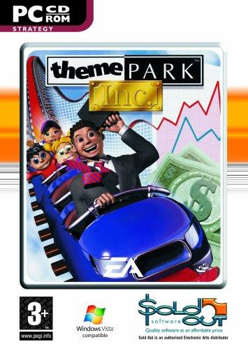 Theme Park Inc. [UK Import] (Theme Park Inc)