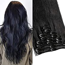 Extensions schwarz clip