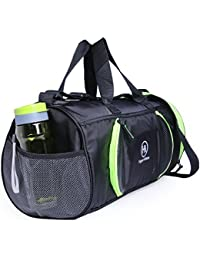 Hyper Adam Multi-Purpose Gym Bag & Travel Duffel Bag with Shoe Compartment