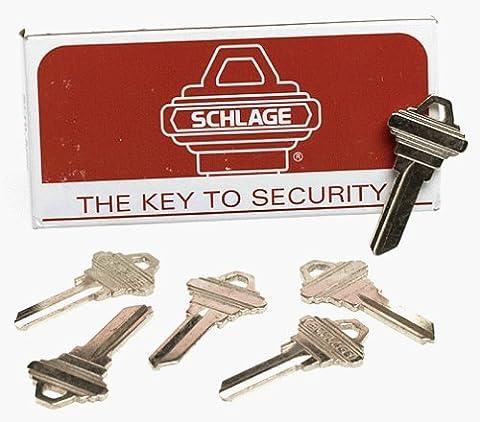 Key Blank by Schlage Lock Co