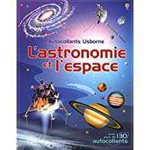 L'astronomie et l'espace - Autocollants Usborne