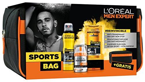 L'Oréal Men Expert Sports Bag Pflegeset