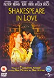 Shakespeare in Love [Reino Unido] [DVD]