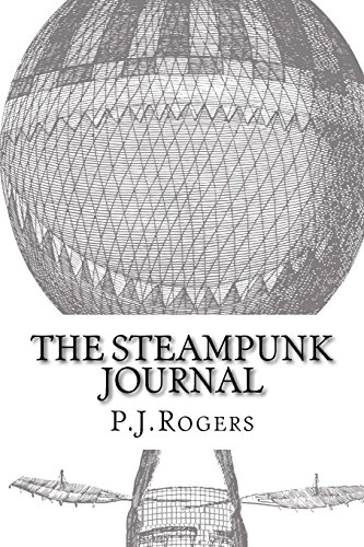 The Steampunk Journal: A notebook for your steampunk designs steampunk buy now online