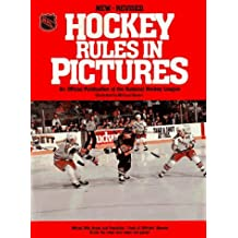 Hockey Rules in Pictures (New Rev) by Michael Brown (1992-09-01)