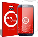 nandu I ZenGlass Flexible Glas-Folie für Samsung Galaxy S4 Panzerfolie I Display-Schutzfolie 9H