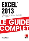 GUIDE COMPLET£EXCEL 2013