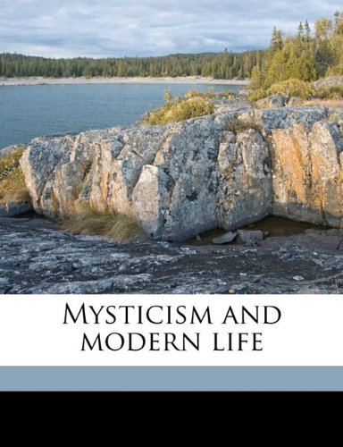 Mysticism and modern lif