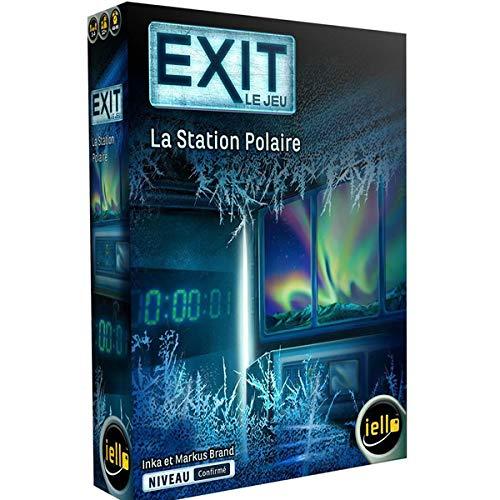Iello-Exit: La estación polar, 51491 edición francesa