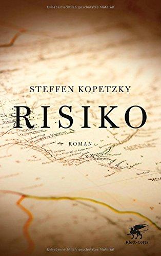 Buchseite und Rezensionen zu 'Risiko: Roman' von Steffen Kopetzky
