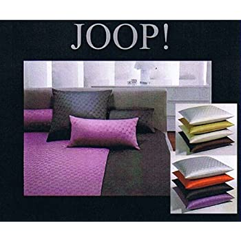 joop bettwaesche mako satin cornflower 4020 2x 80x80 cm 200x200 cm k che haushalt. Black Bedroom Furniture Sets. Home Design Ideas