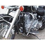 Yamaha XV 1600Wild star-99/04-proteges Carters Motor neuf-7559dg