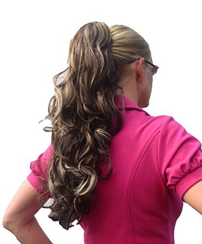 Zoom IMG-3 estensione dei capelli coda di