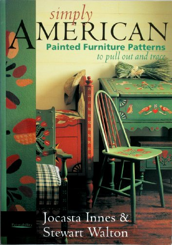 Simply American: Painted Furniture Patterns