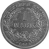 1 Mark Deutsches Kaiserreich, 1893 F (Jäger: 17) Sehr Schön