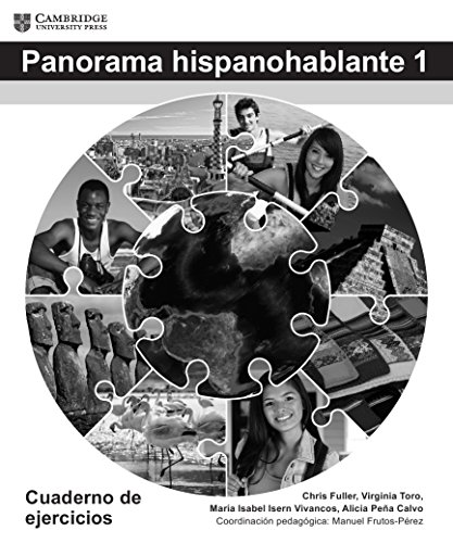 Panorama hispanohablante 1 Cuaderno de Ejercicios - 5 books pack (IB Diploma)