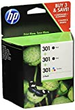 HP 301 extra black combo pack Inkjet Cartridges