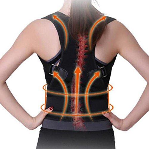 Körperhaltung Korrektoren, lumbale Schulter Rückenstütze, für Kinder und Erwachsene