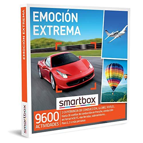 Smartbox Emotion Extrême Boîte Cadeau, Mixte Adulte, Standard