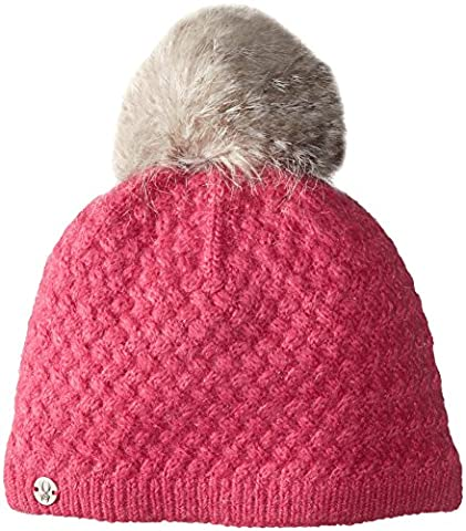 Spyder Girls Icicle Hat, One Size, Voila/Image Gray